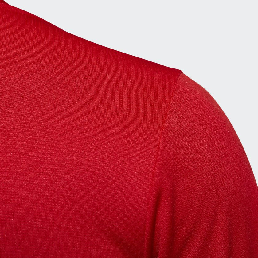 Camisa adidas Masculina Run Tee - Vermelha