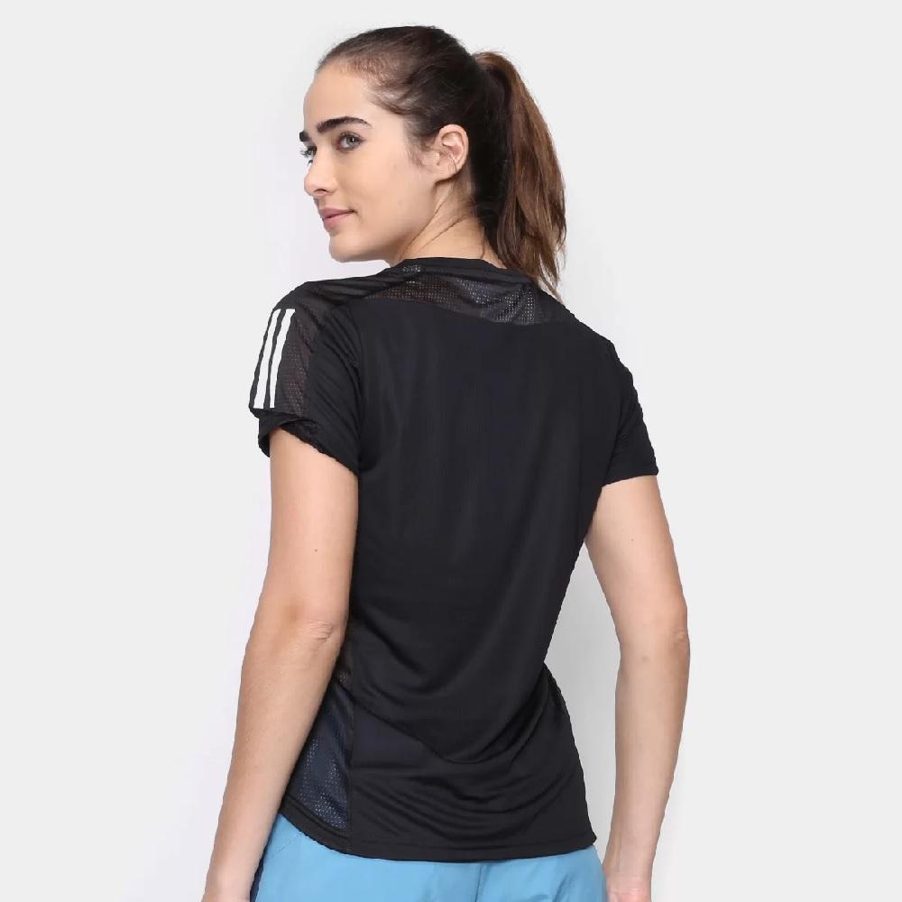 Camisa Adidas own the run - preto
