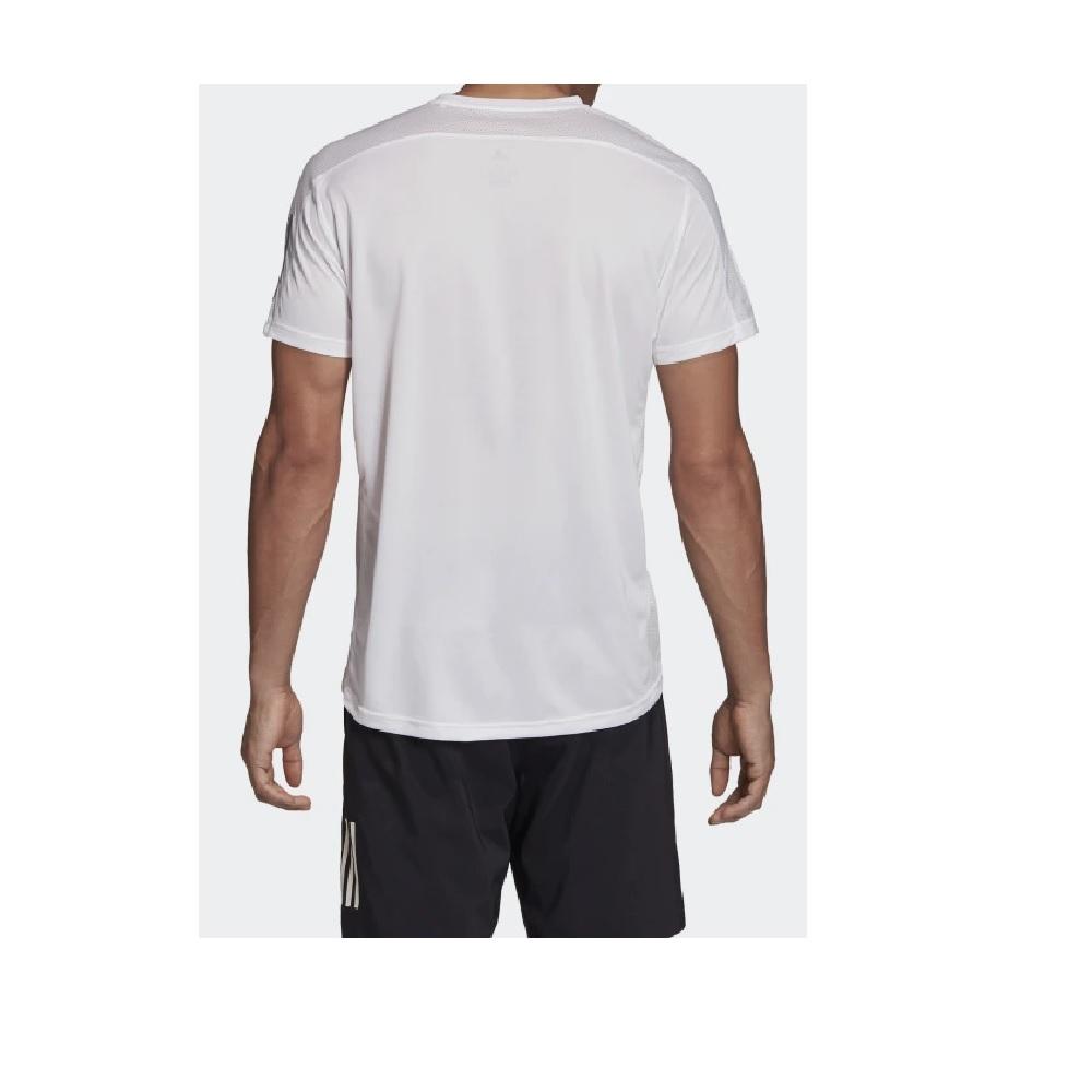 Camisa Adidas Own  the run tee - Branco