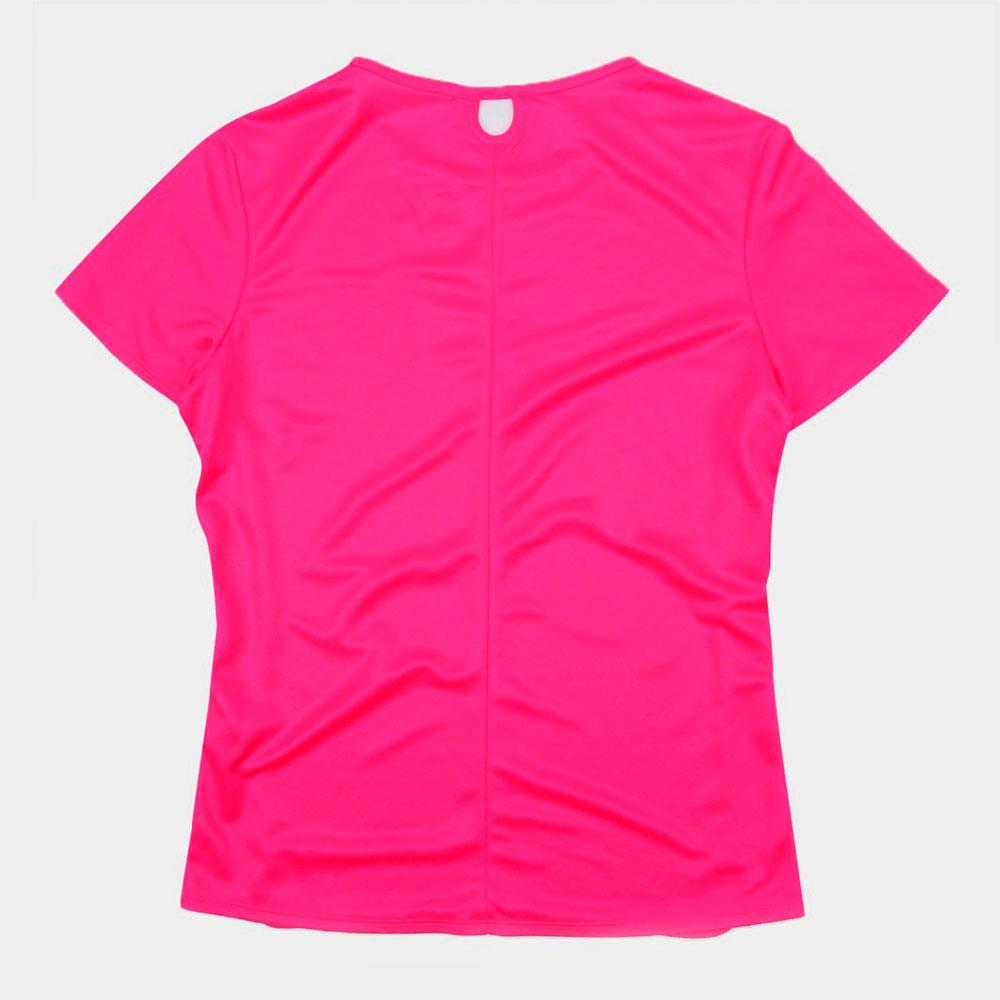 Camisa Adidas Response Shopin - Rosa - feminina