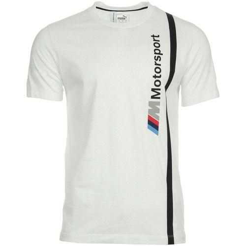 Camisa BMW Motorsport  LOGO TEE - PUMA - ORIGINAL