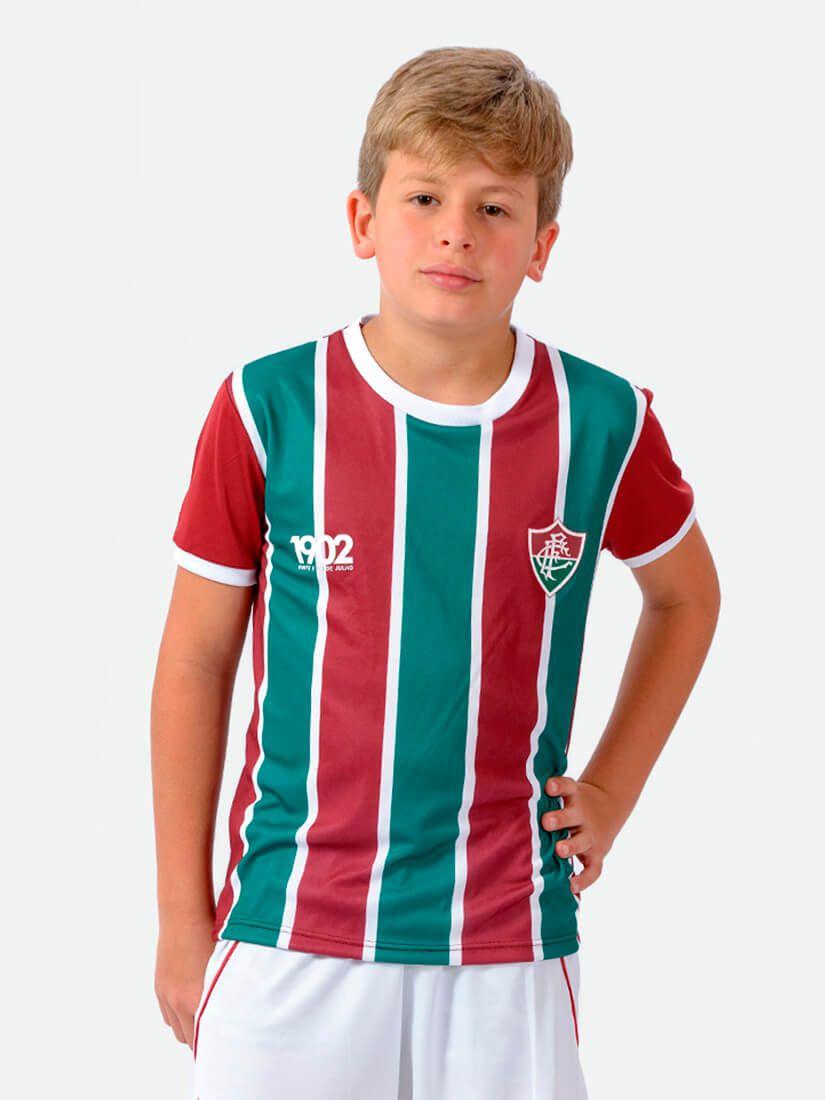 Camisa Braziline Attract Infantil Fluminense - Listrada
