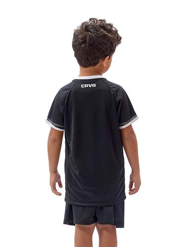 Camisa Braziline Care Infantil Vasco