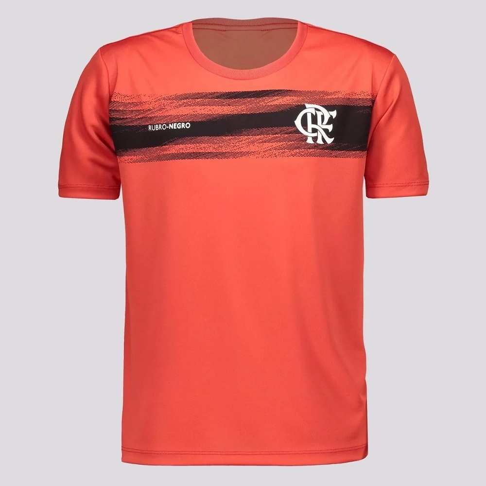 Camisa Braziline Flamengo Chain - Masculina