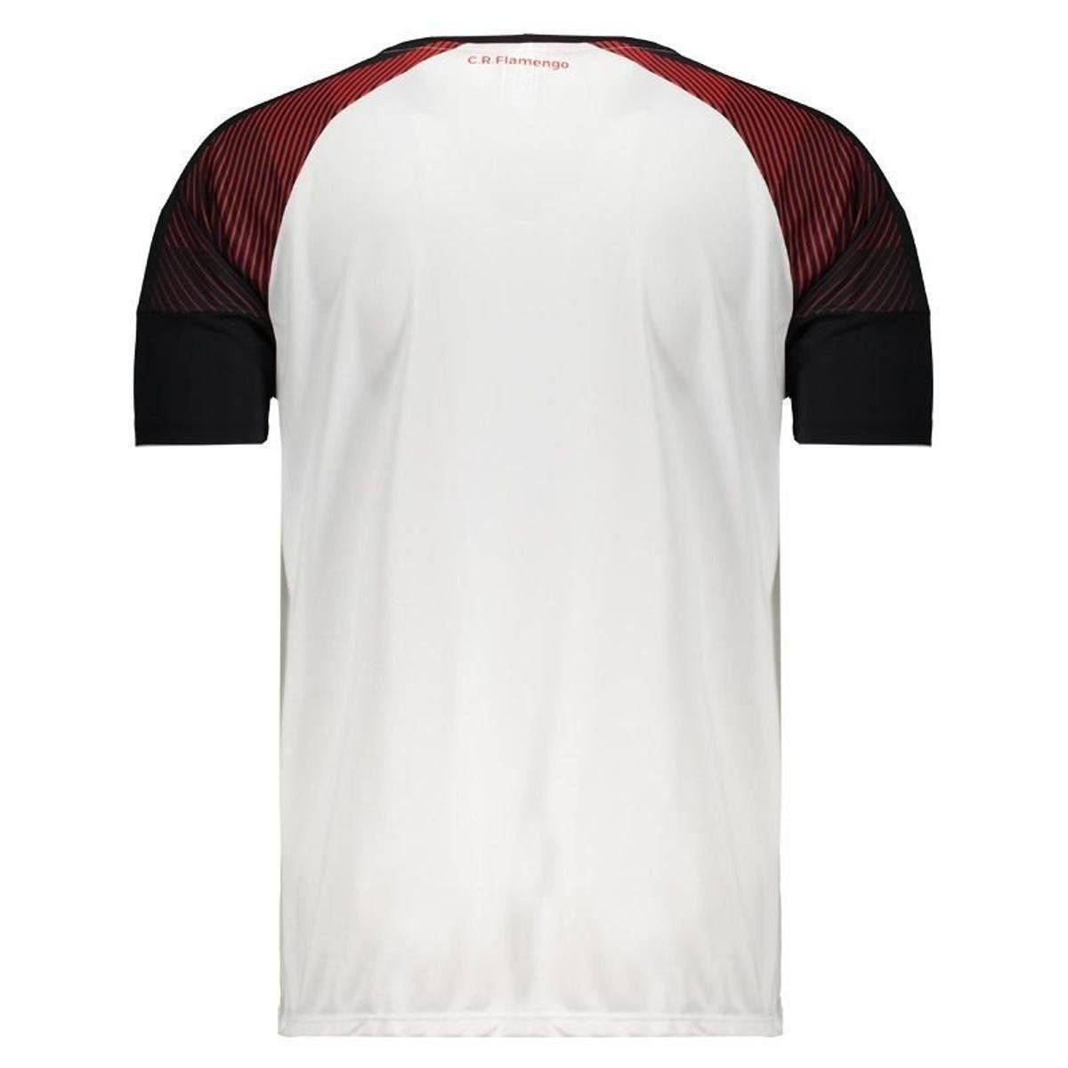 Camisa Braziline Flamengo Fortune - Branco
