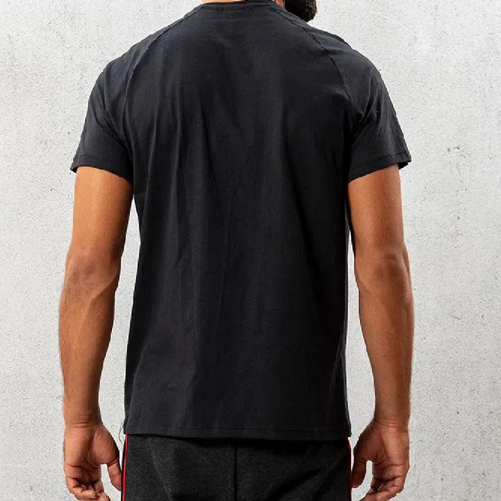 Camisa Braziline Flamengo Urubu Premium - Preto