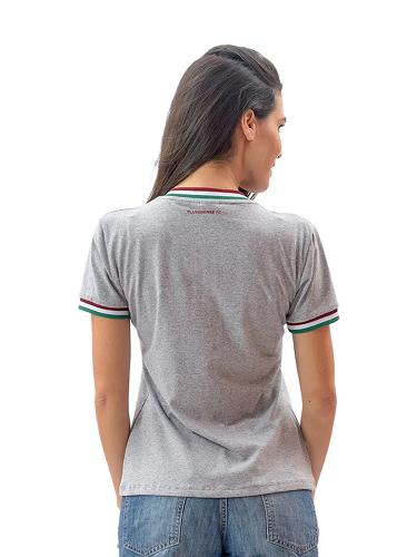 Camisa Braziline Triumph Feminina Fluminense