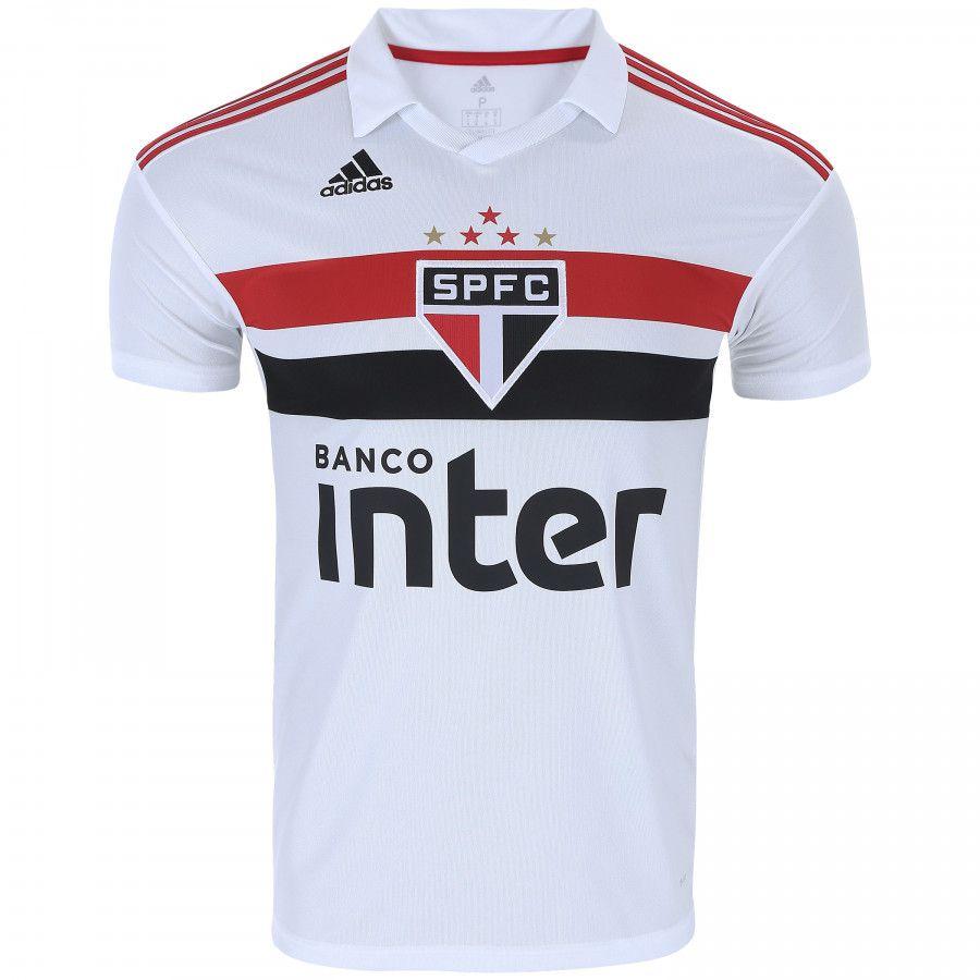 Camisa Oficial São Paulo I Adidas