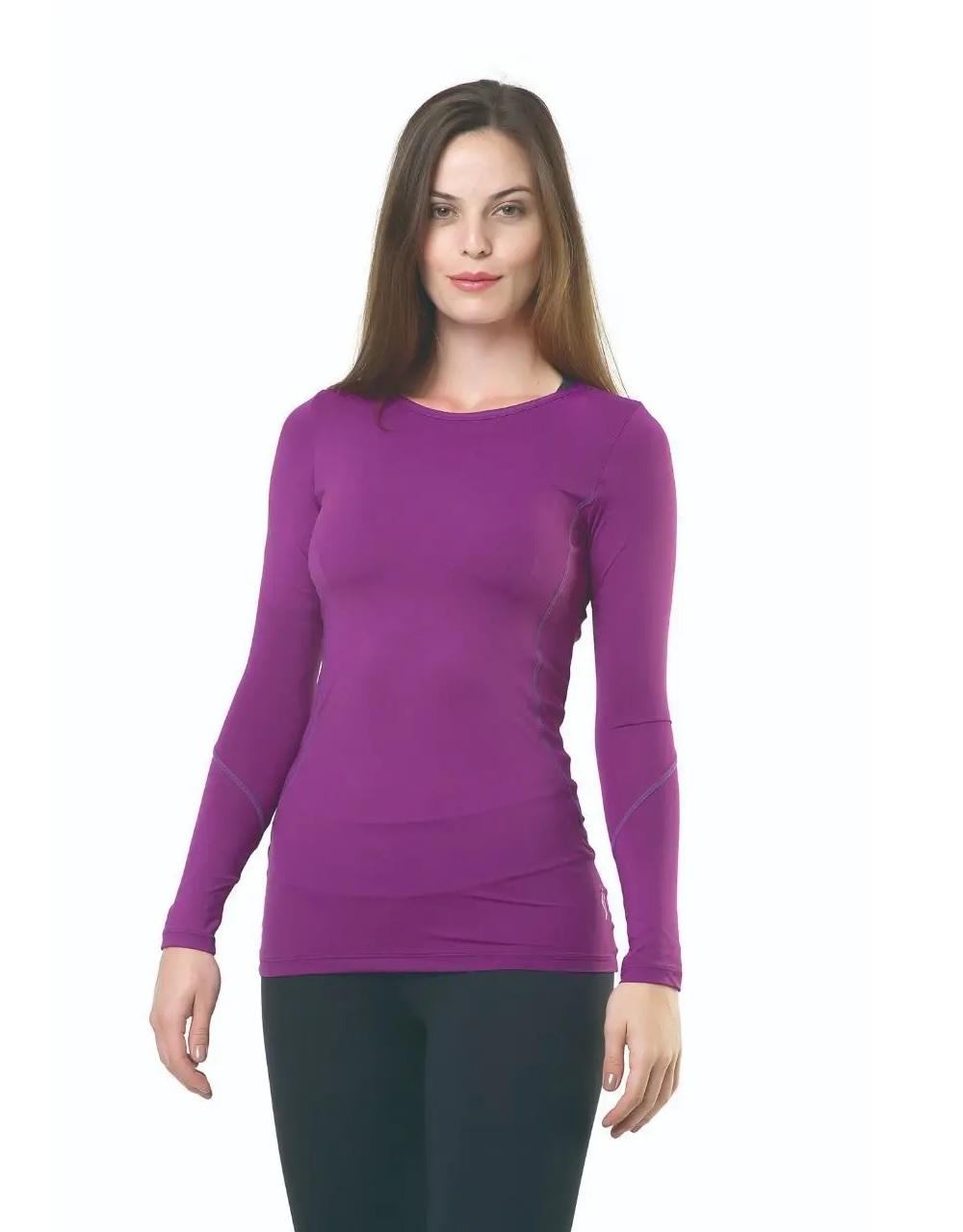 Camisa Elite Woman Fit Térmica com Uv 50 - Elite