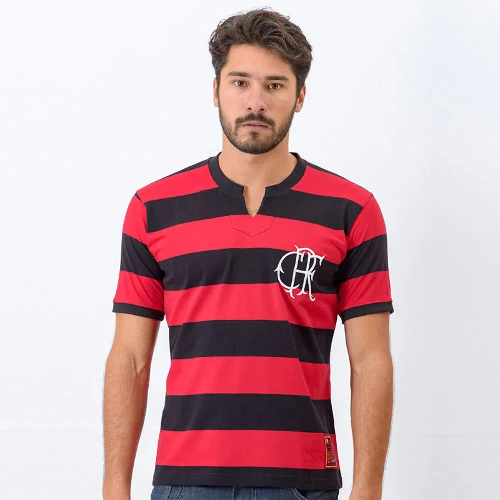 Camisa Braziline Flamengo Flatri Masculina