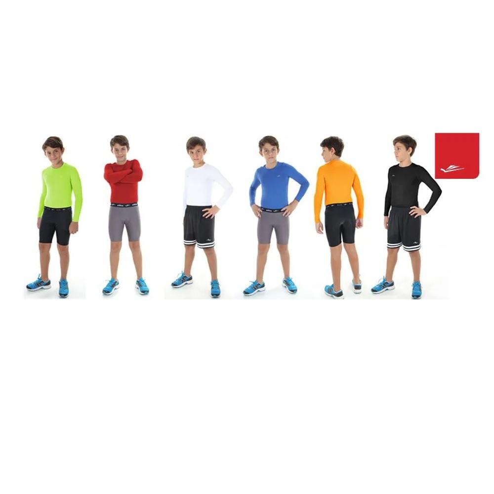Camisa Infantil Elite Térmica com Uv 50 - Elite