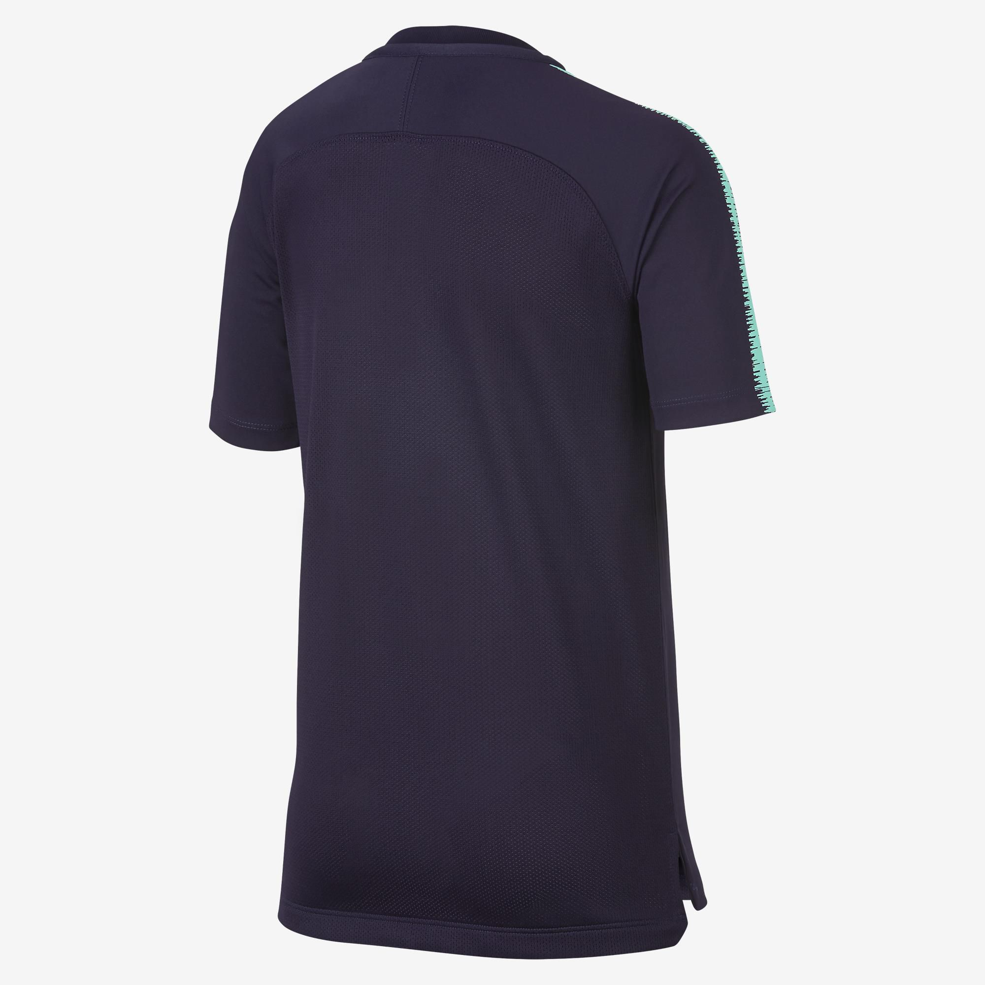 Camisa Maculina Nike Barcelona Breathe - Roxo