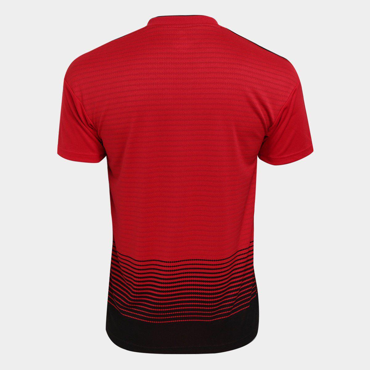 7670bd67b0 Camisa Manchester United 2018/19 adidas Original + Nfe - Titanes Esportes