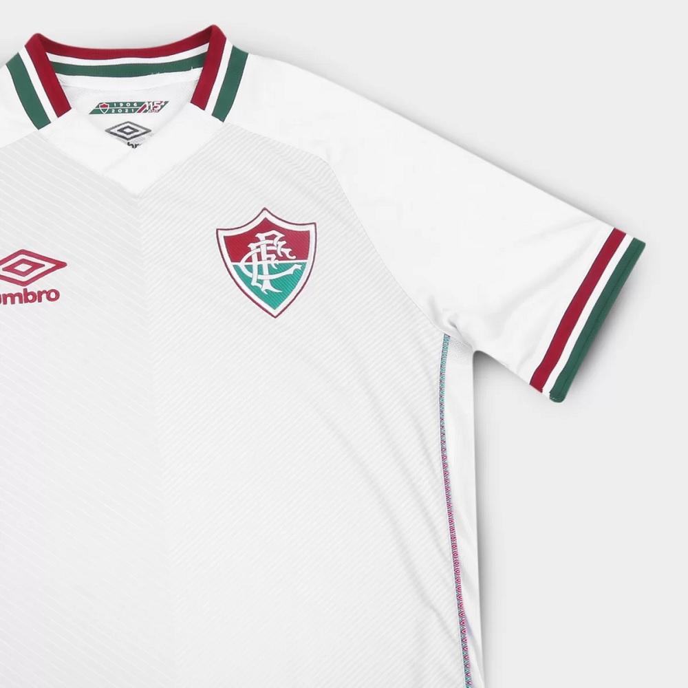 Camisa Umbro Fluminense Masculina Of.2 2021 (Classic S/N)