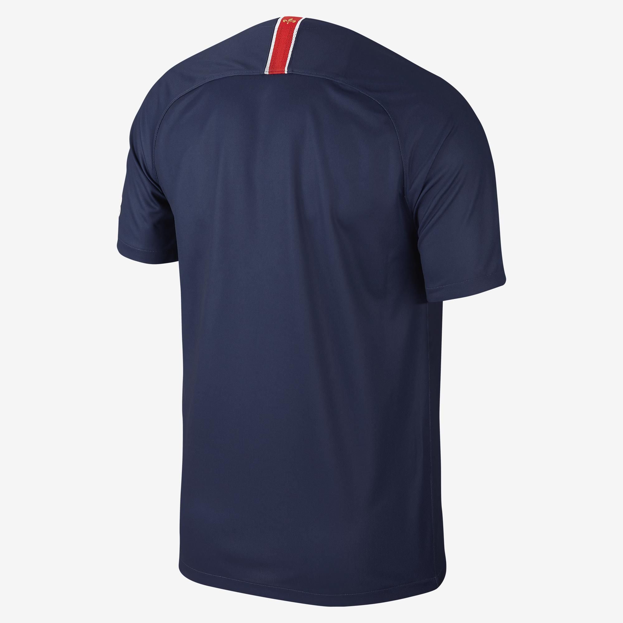 Camisa Nike Paris Saint Germain Original Azul - 2018/2019