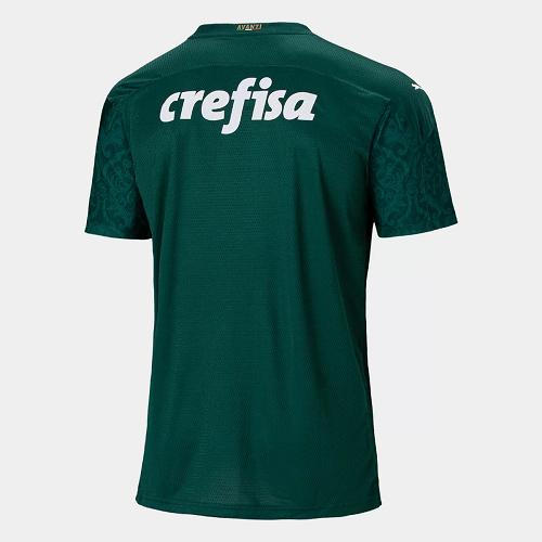 Camisa Palmeiras I 20/21 s/n° Torcedor Puma Masculina - Verde