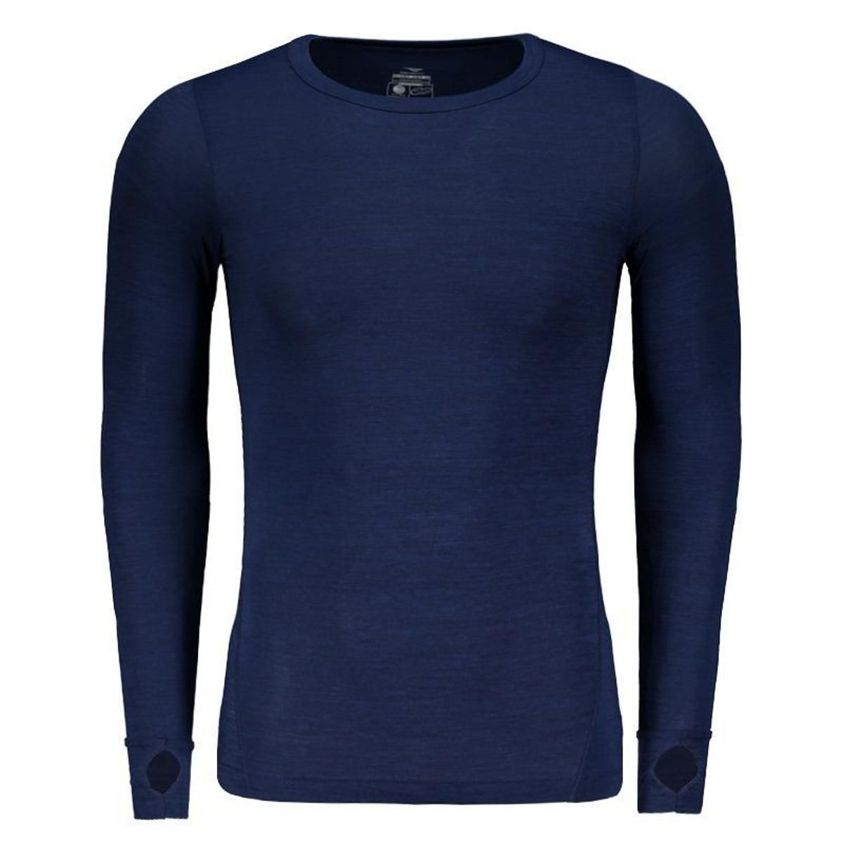 Camisa Penalty compressão Max Flex Uv 50 - Azul - Titanes Esportes cd5b046fb5696
