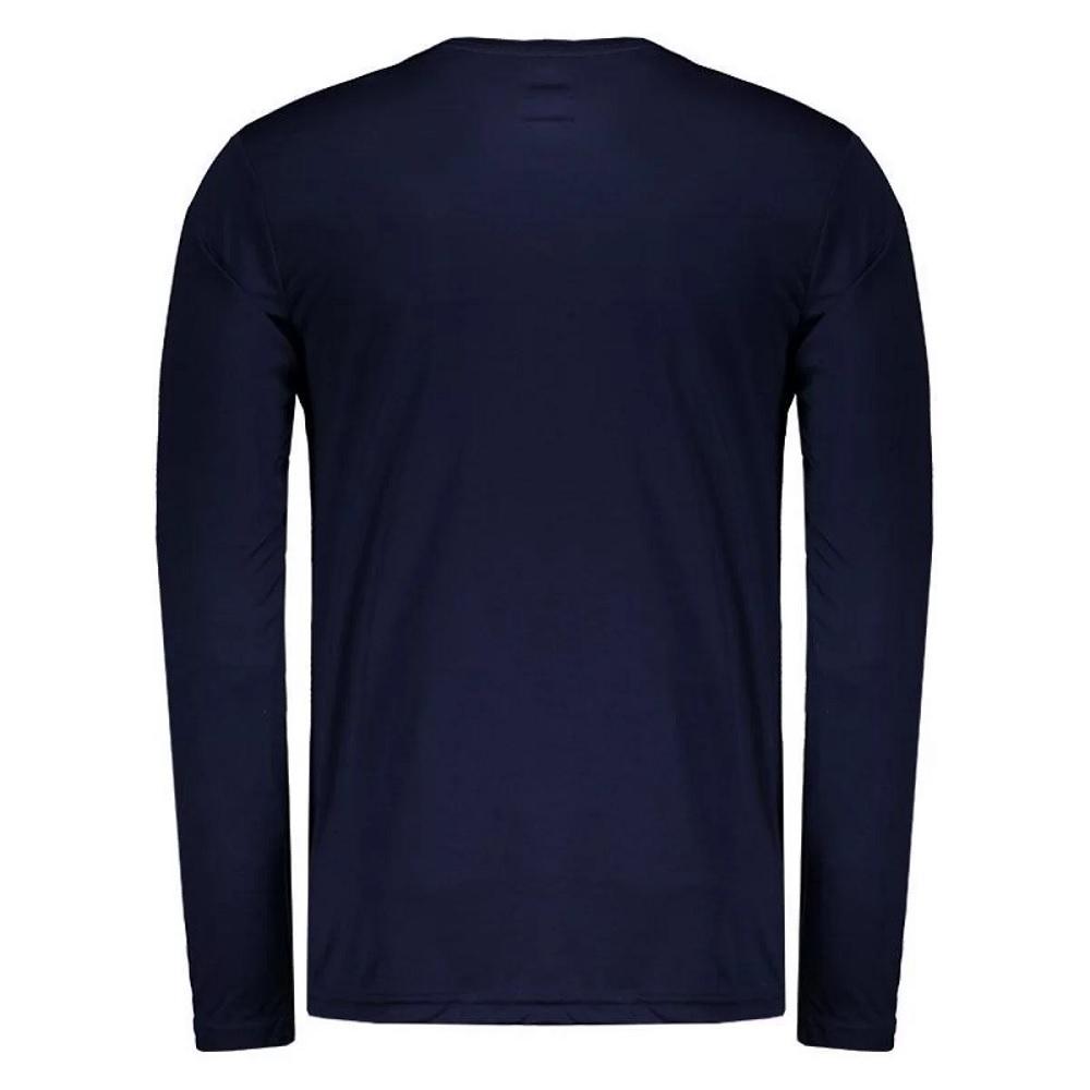 Camisa Penalty Matís 2 IX Manga Longa Adulto - Azul Marinho