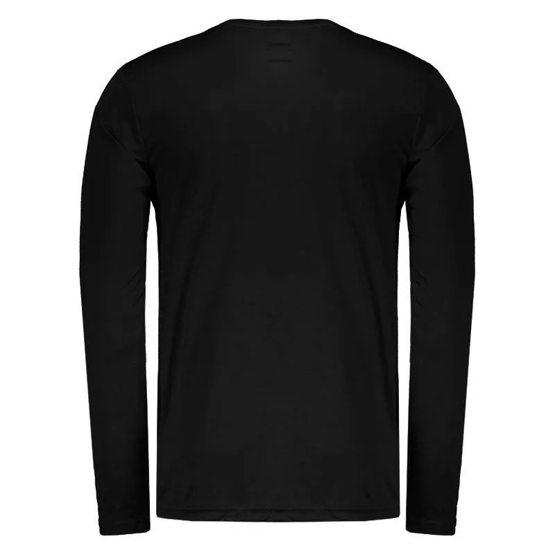 Camisa Penalty Matís 2 IX Manga Longa Adulto - Preto