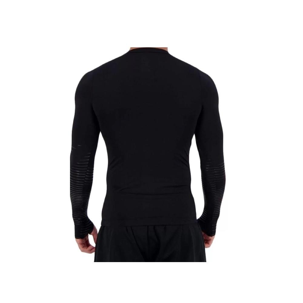 Camisa Penalty térmica Delta Pro  X - Preto