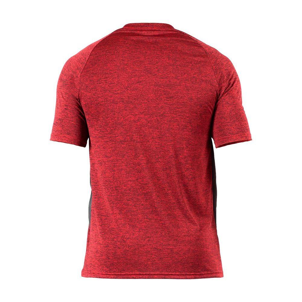 Camisa Poker T-shirt Nex - Vermelho Mesclada