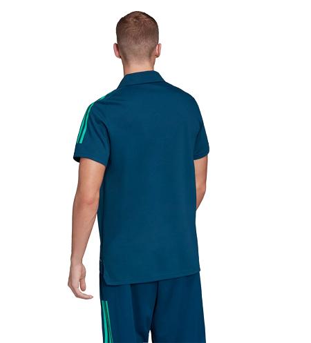 Camisa Polo Flamengo Adidas - Azul