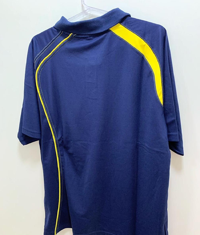 Camisa Polo Brasil Hammerhead - Masculina