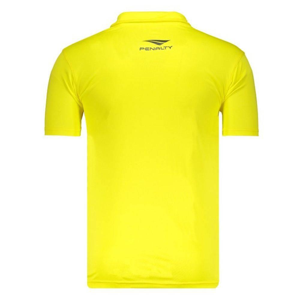Camisa Polo Penalty Árbitro Vi - Amarela