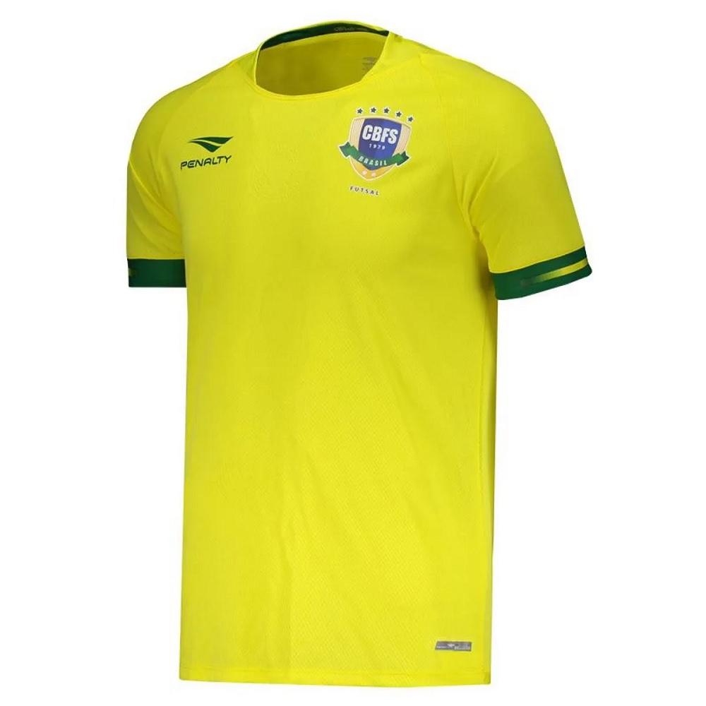 Camisa Seleção CBFS Futsal 1 Penalty