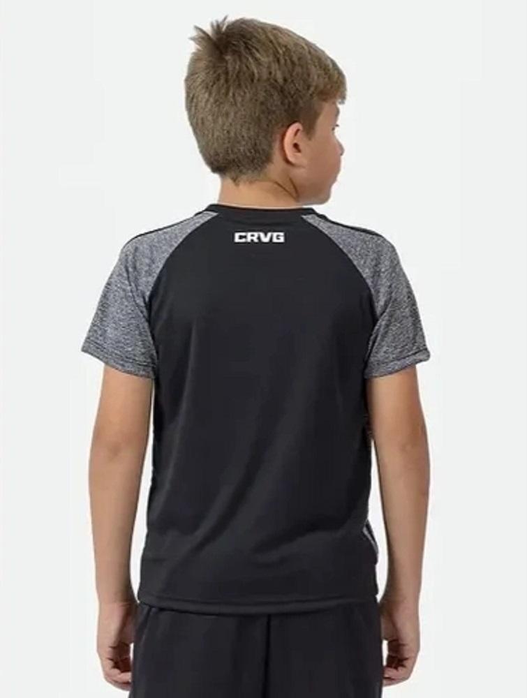 Camisa Vasco Motion Braziline - Infantil Mesclada