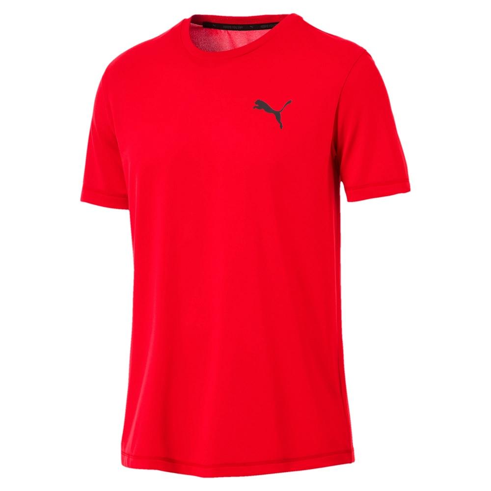 Camiseta Active Tee Puma - Vermelho
