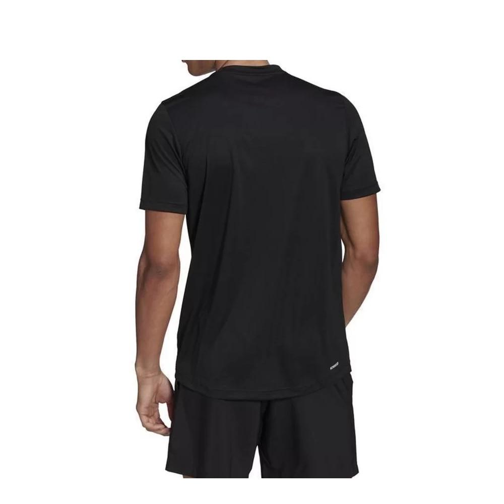 Camiseta Adidas Esportiva Aeroready Designed to Move - Preto