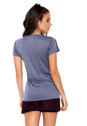Camiseta adidas MF EGB 3S Azulada