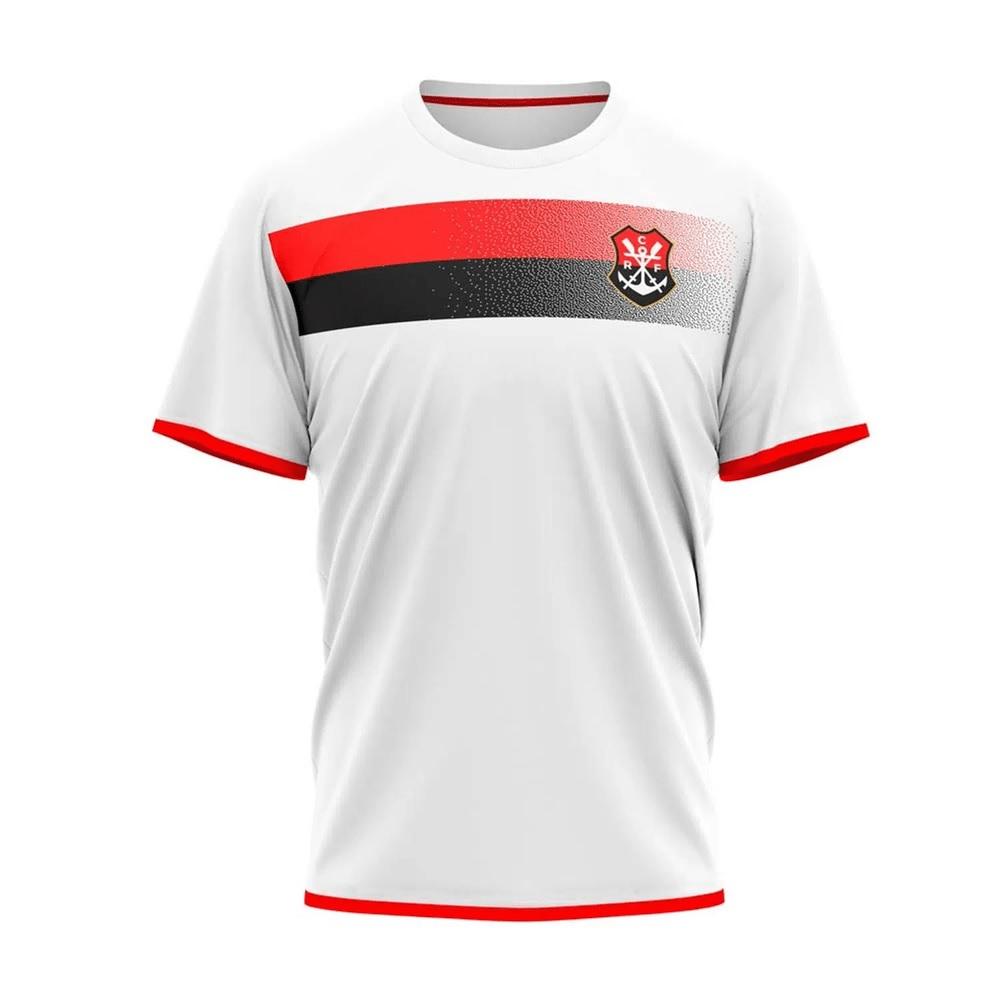 Camiseta Braziline Flamengo Limb Masculina