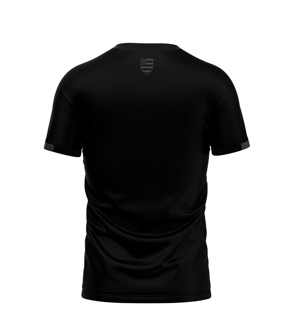 Camiseta Braziline Flamengo Stick