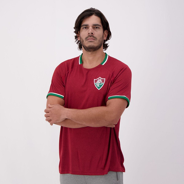 Camiseta Braziline Fluminense Formation