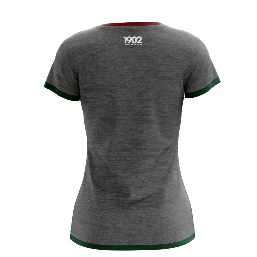 Camiseta Braziline Fluminense Limb Feminina