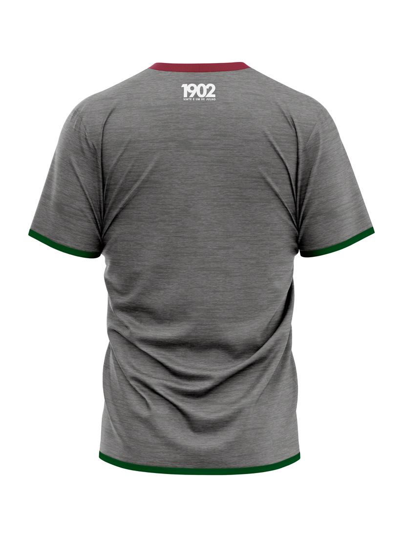 Camiseta Braziline Fluminense Limb Masculino