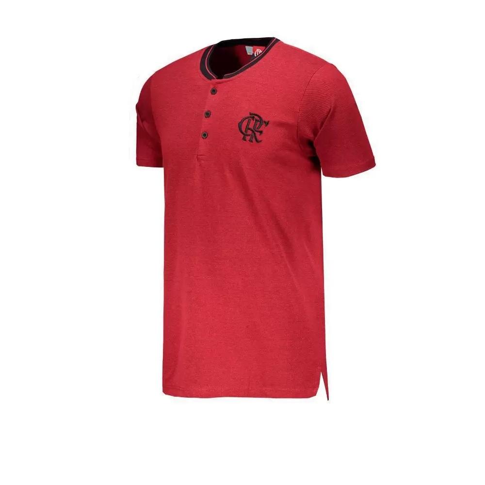 Camiseta Flamengo Let - Braziline