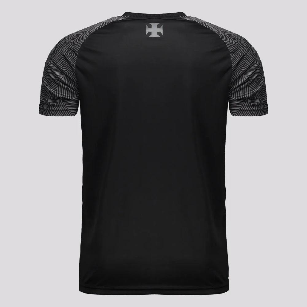 Camiseta Kappa Respeito e Igualdade Vasco da Gama 2021- Masculina