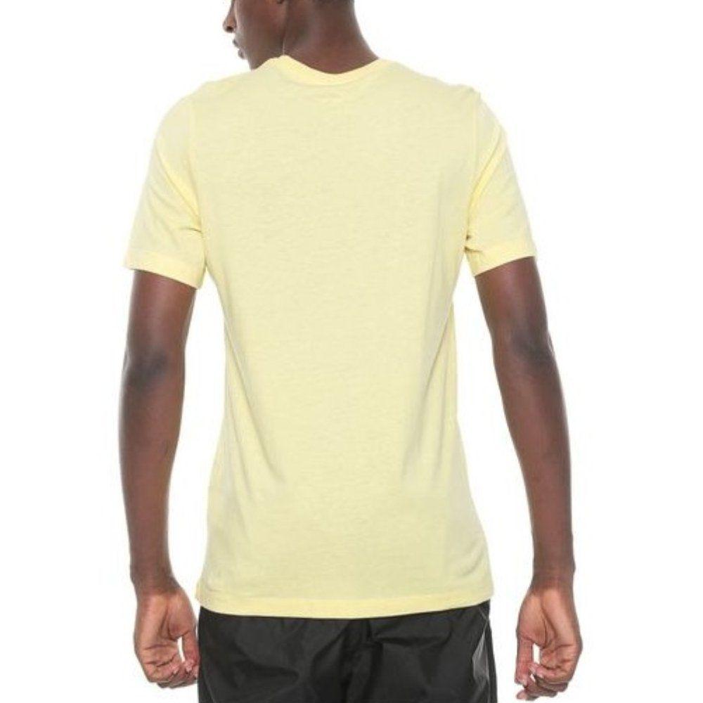 Camiseta Nike Sportswear Masculina - Amarelo