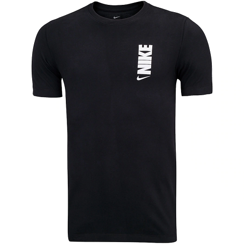 Camiseta Nike Dri-Fit Extra Bold SS Tee - Masculina - Preta