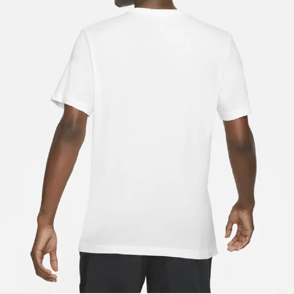 Camiseta Nike  Dri-FIT Masculina - Branca
