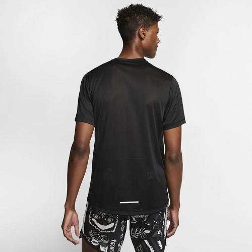 Camiseta Nike Dri-fit Miler 2 - preto