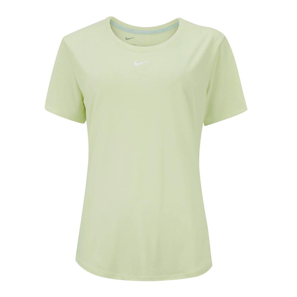 Camiseta Nike Dri-Fit Miler Feminina - verde