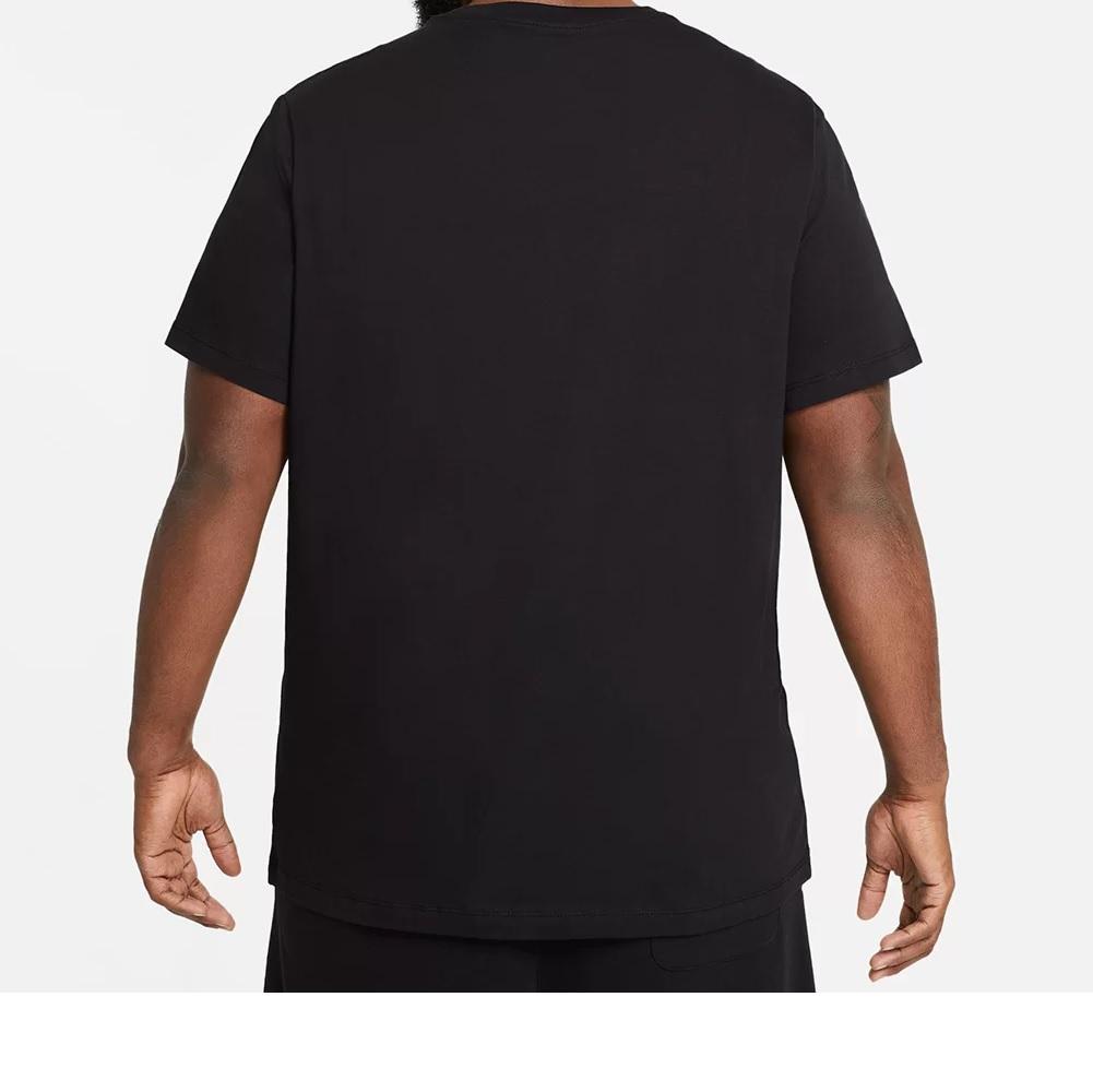 Camiseta Nike Sportwear Icon Futura Masculina - Preto