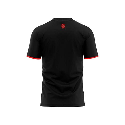Camiseta Part Flamengo - Masculino - Braziline