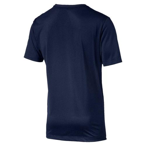 Camiseta Puma Active tee - azul - masculina