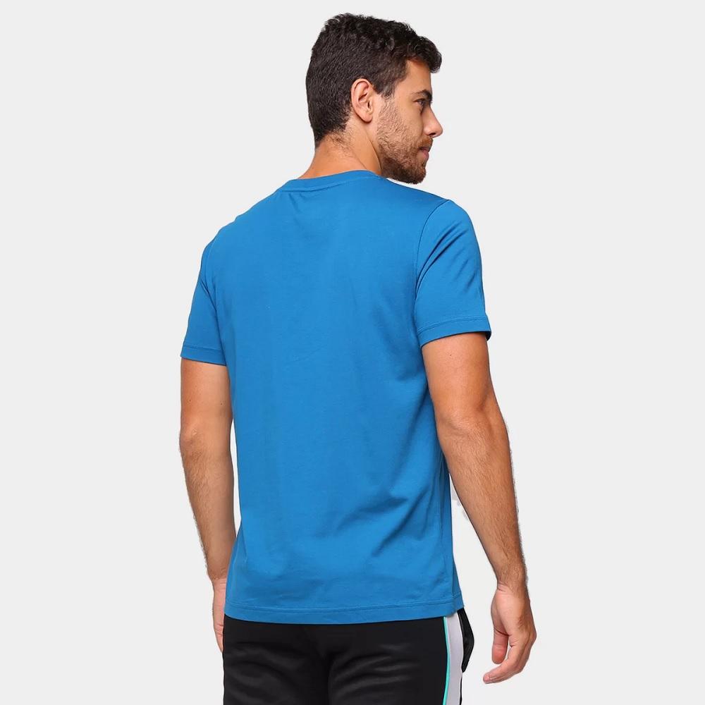 Camiseta Puma Motorsport Petronas Tee - azul