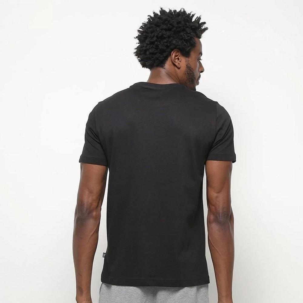 Camiseta Puma Photo Street Tee - Preto